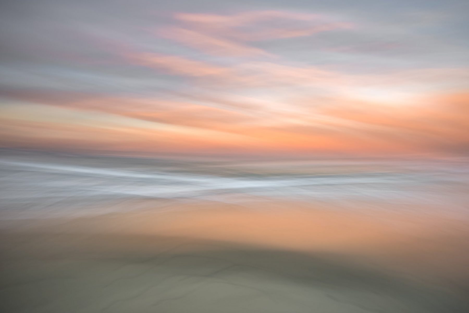 1st - Alexander S. Kunz - Morning Pastels in Motion