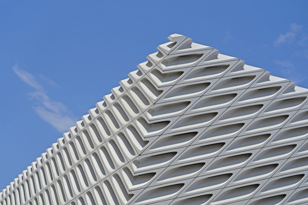 Carmen Saunders - The Broad Museum, Downtown L.A.